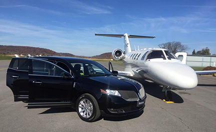 Car Service Fairfield To Westchester Airport